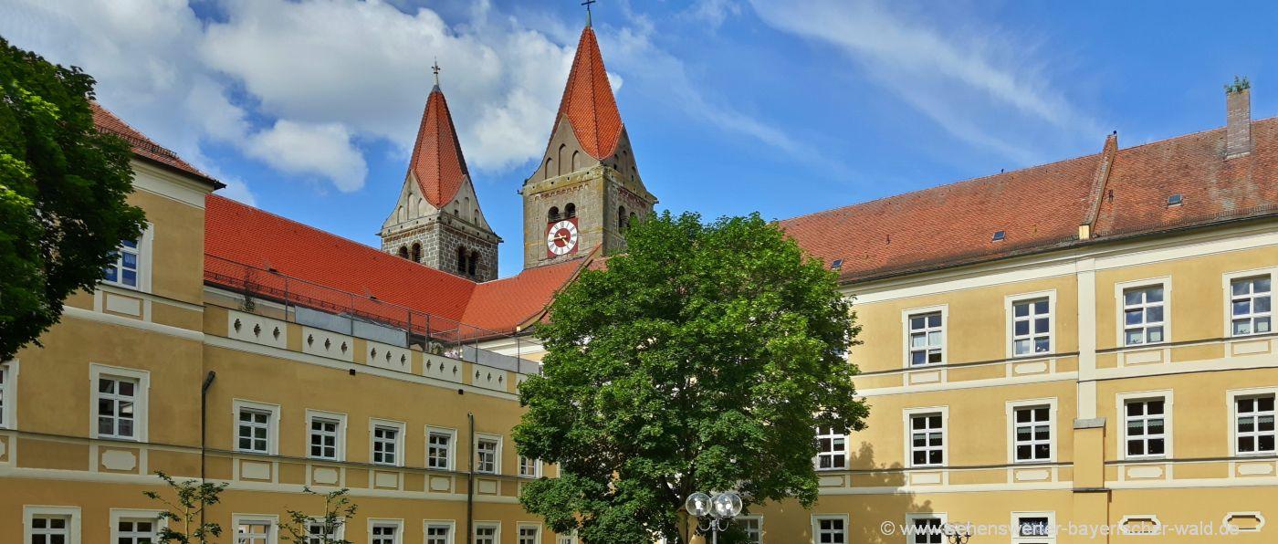 Sehenswürdigkeiten in Reichenbach Bayern Ausflugsziele am Regen Fluss