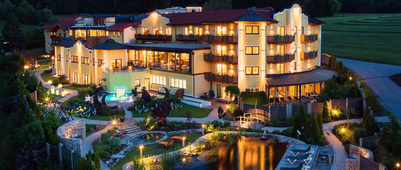 Sterne Wellness Hotel Bayerischer Wald