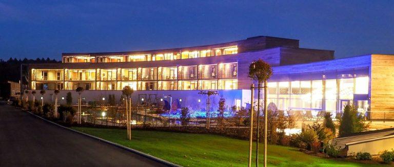 Bayerischer Wald Hotel Private Spa im Zimmer Suite mit Whirl Pool