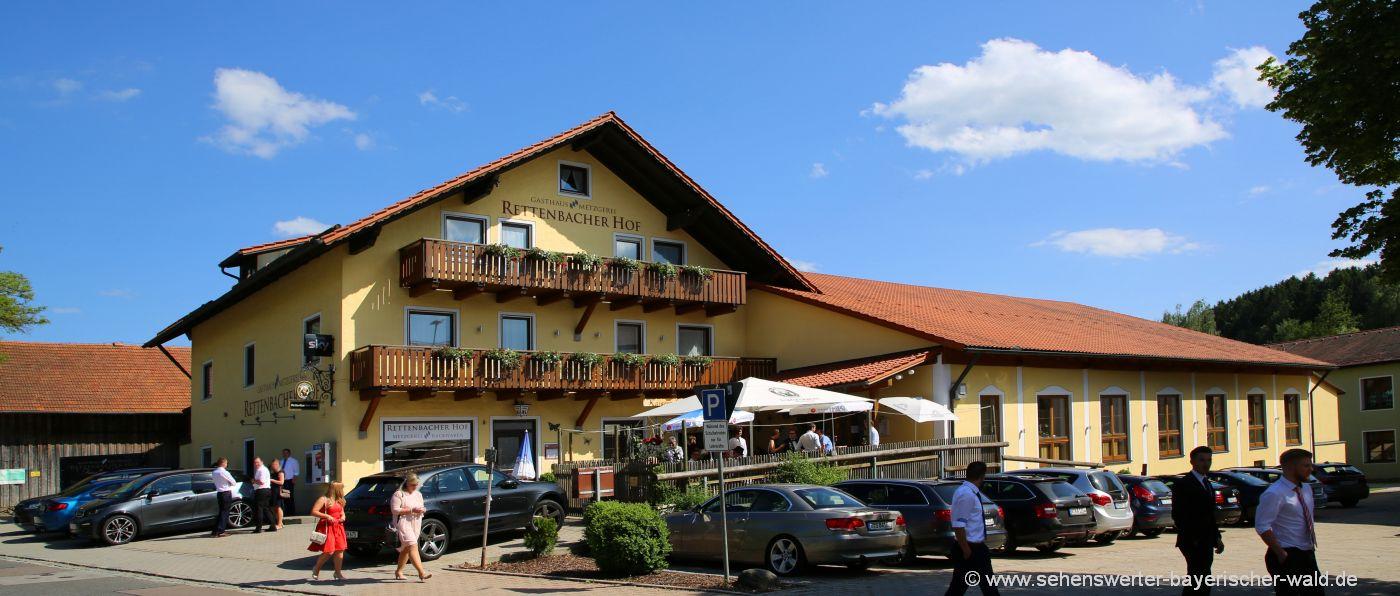 rettenbach-ausflugsziele-ort-bayerischer-wald-gasthof-hotel
