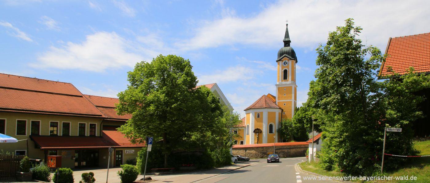 rettenbach-ausflugsziele-ortschaft-oberpfalz-kirche