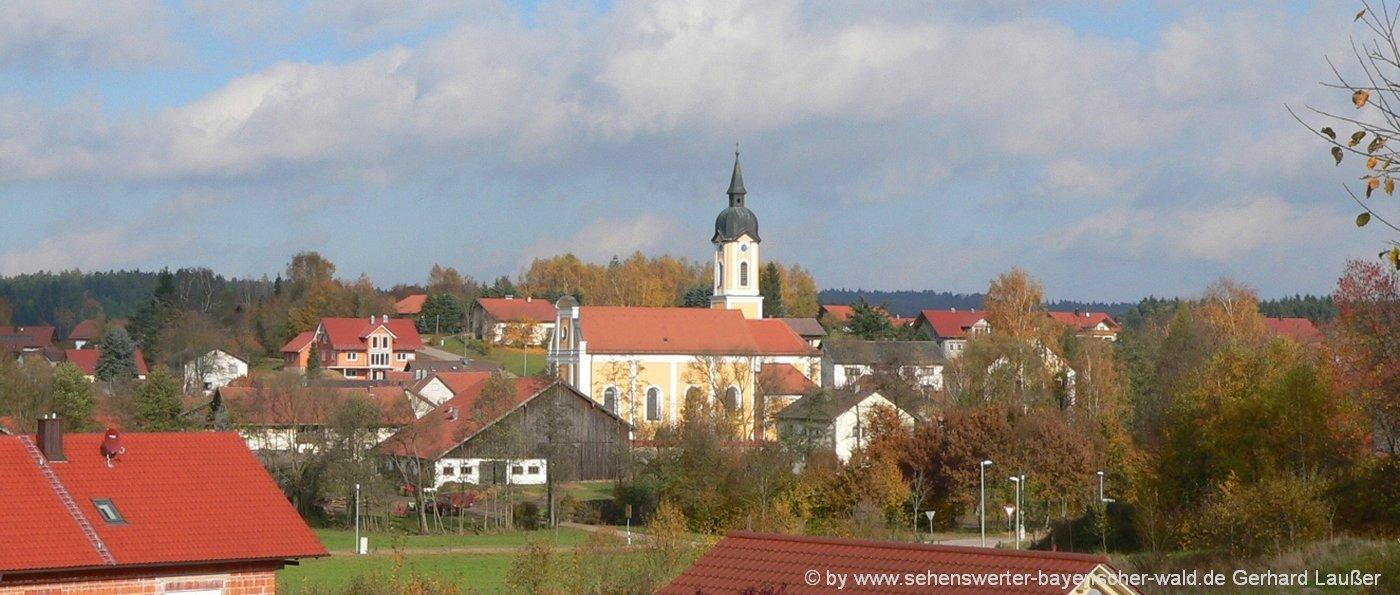 rettenbach-ortschaft-kirche-ausflugsziele-oberpfalz-sehenswuerdigkeiten