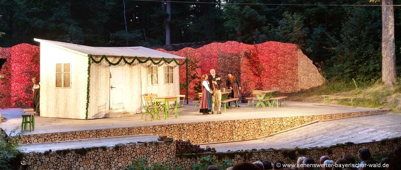 rimbach-lichtenegger burgfestspiele-bayerischer-wald-freilichttheater
