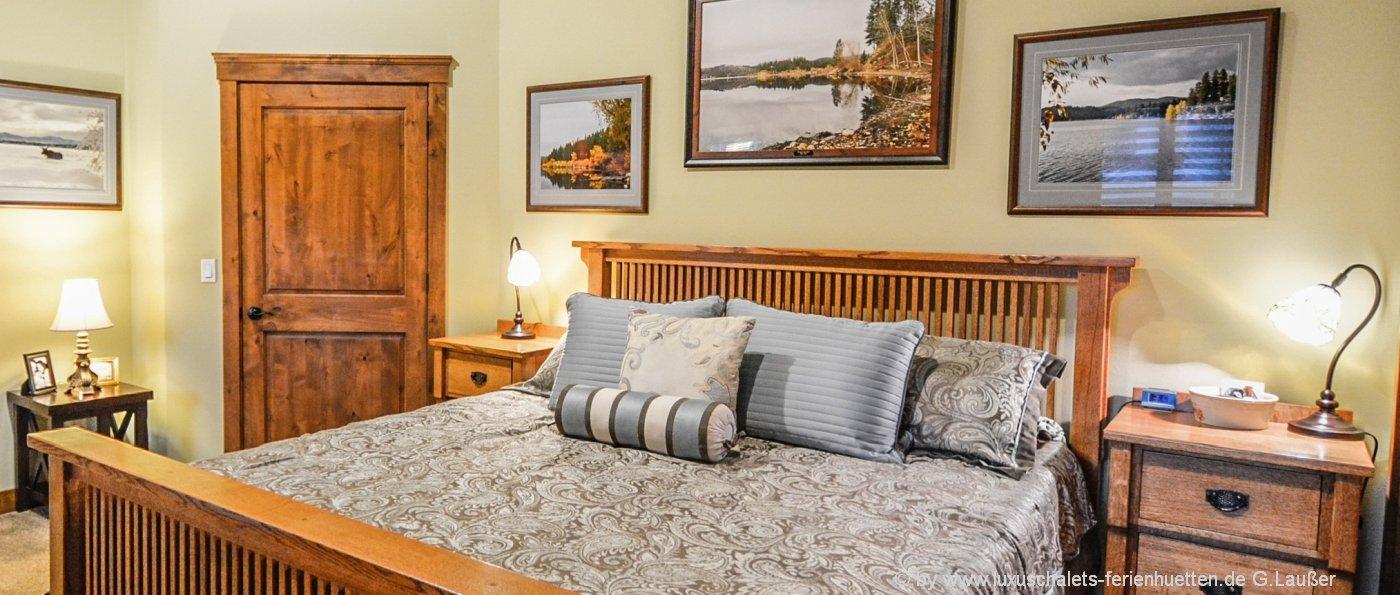 romantik-luxus-chalet-bayerischer-wald-2-4-6-personen-schlafzimmer