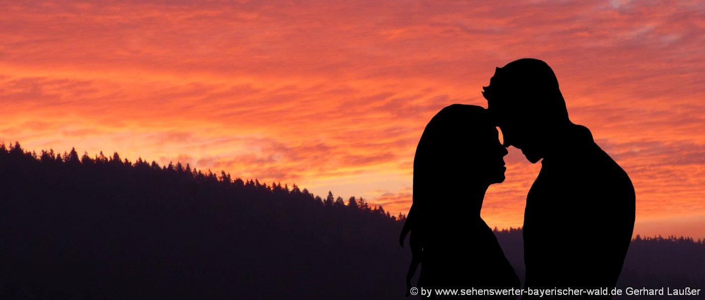 romantische Ausflüge zu zweit in Bayern Romantik Ausflugsziele für Verliebte