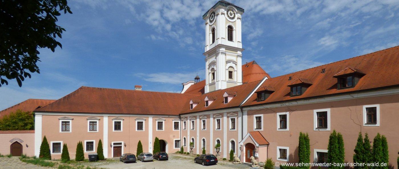 rotthalmünster-kloster-asbach-ausflugsziele-niederbayern
