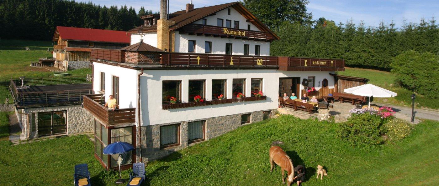 Bauernhof Pension in Bayern Bauernhofurlaub mit Halbpension