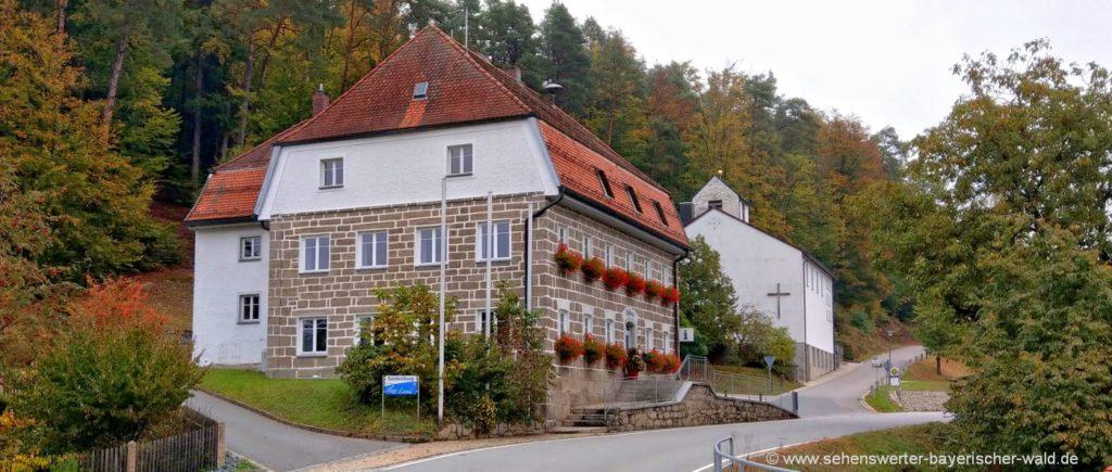 Ausflugsziele in Saldenburg und Umgebung