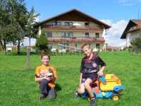 Urlaub auf dem Land im Regental bei Walderbach nähe Roding