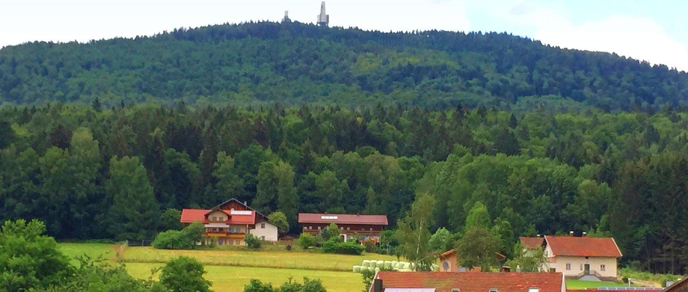 Unterkunft in Hohenwarth Ferienwohnung am Hohen Bogen