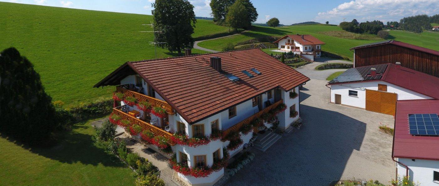Bauernhofurlaub im Dreiländereck Urlaub am Bauernhof in Breitenberg