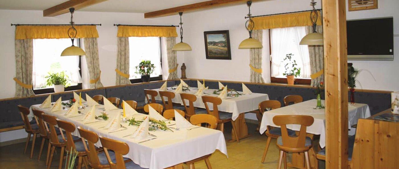 Bayerischer Wald Gasthof für Busgruppen und Reisegruppen in Bayern