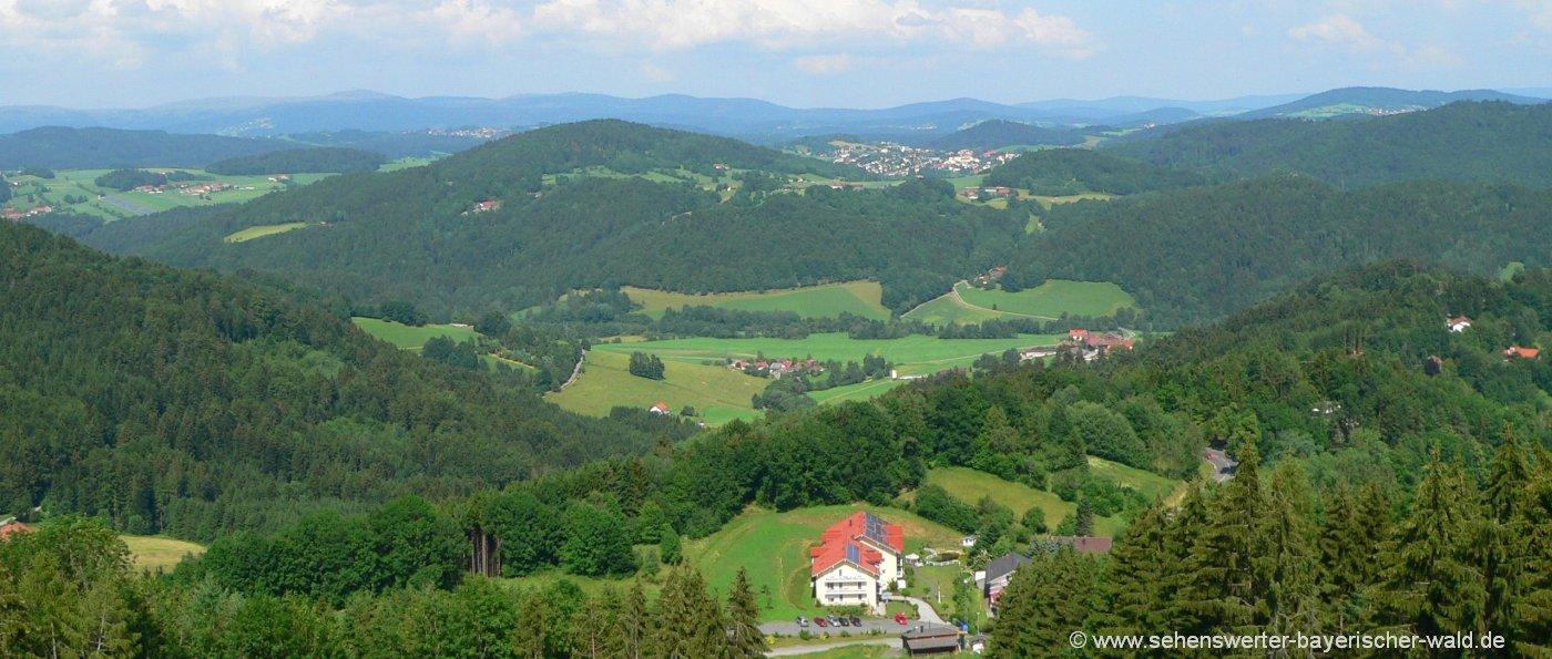 schönberg-aussichtturm-kadernberg-ausflugsziele-bayerischer-wald
