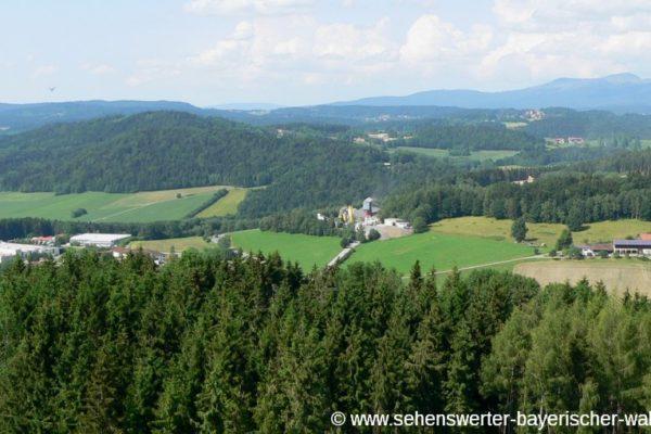 Hochseilpark Waldmünchen