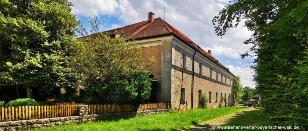 Sehenswürdigkeiten in Schönthal - ehemaliges Kloster