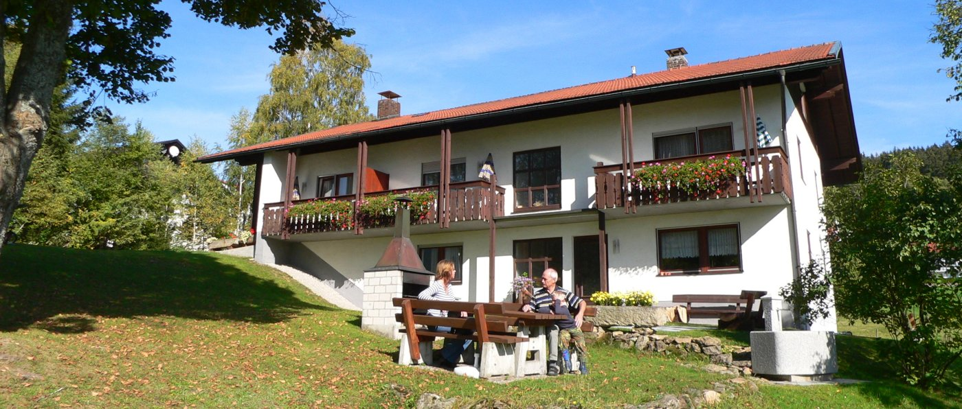 Nationalpark Bayerischer Wald Privatpension Schreder in Lindberg