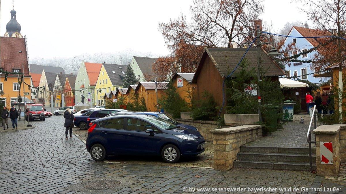 Christkindlmarkt Schwandorf