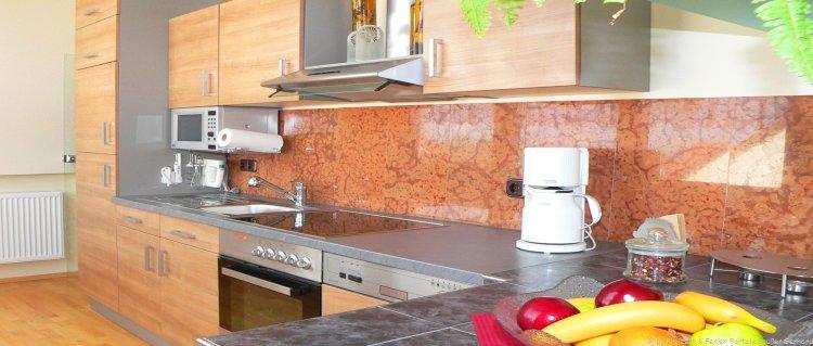 Selbstversorgerhaus für Familien und Gruppen - Küche zum kochen