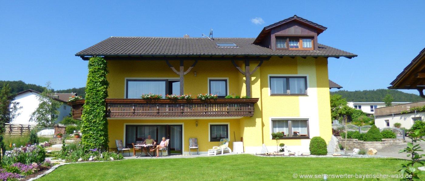 Ferienwohnung in Gleissenberg - Unterkunft Waldmünchen & Furth im Wald