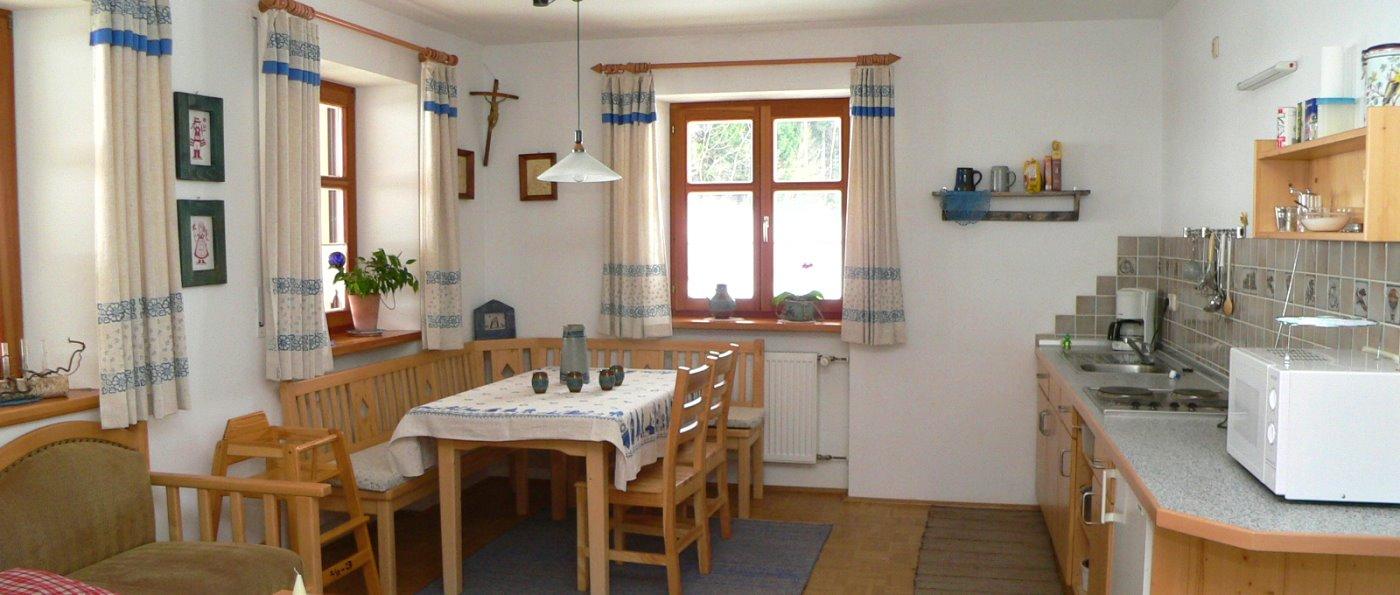 Bauernhof in Chamerau Ferienwohnung bei Runding im Bayerischen Wald