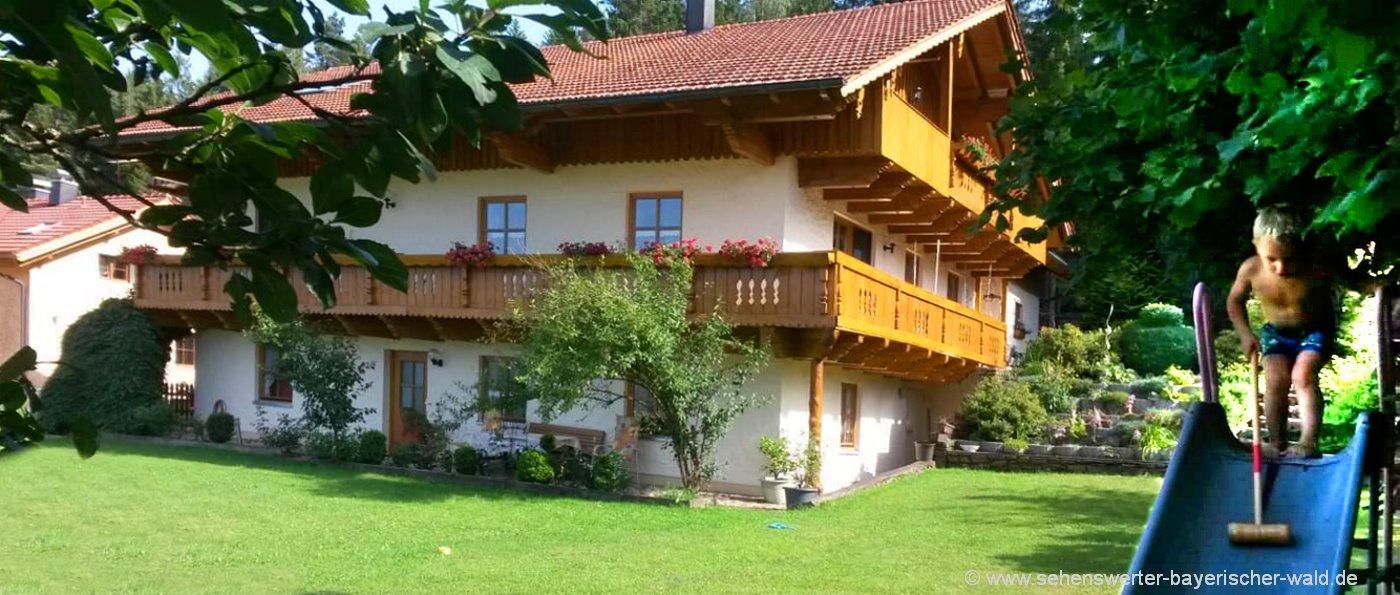 steinbeisser-arrach-ferienwohnungen-eck-riedelstein-unterkunft