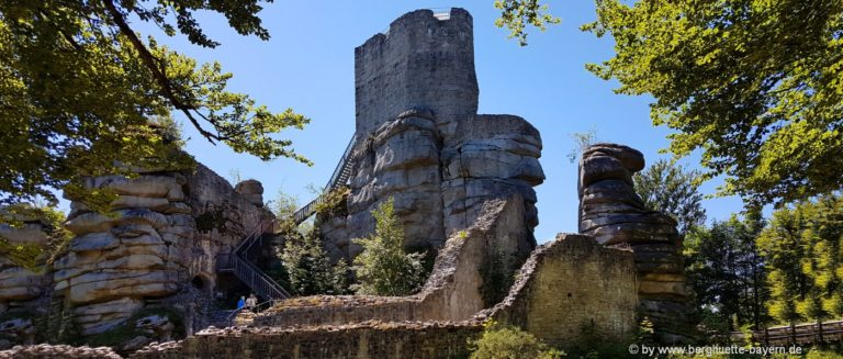 steinwald-burgruine-weissenstein-waldershof-sehenswürdigkeiten