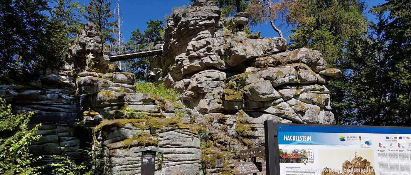 steinwald-hackelstein-felsformation-klettern-felsenwanderweg