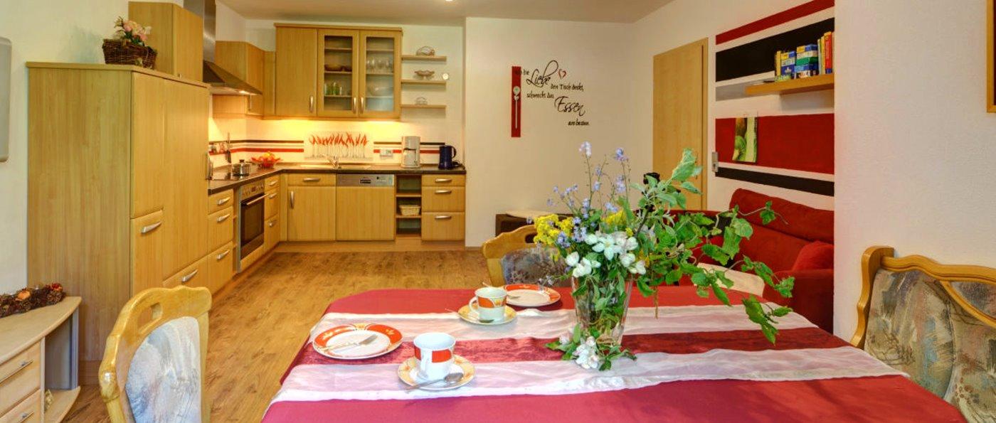 Ferienwohnungen in Untergriesbach Unterkunft bei Hauzenberg