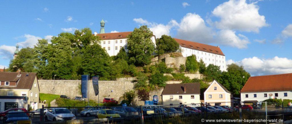 Sehenswürdigkeiten bei Sulzbach Rosenberg Ausflugsziele & Höhlen