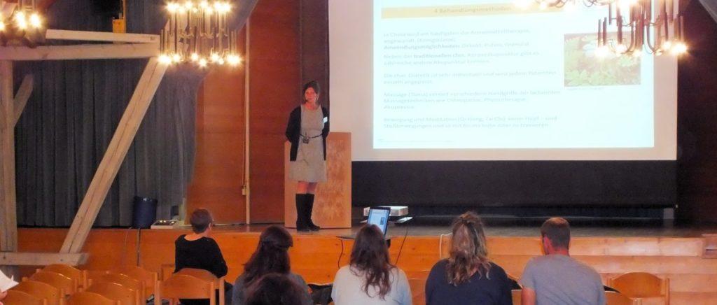 Wochenendseminar in Bayern mit Meditation, Ernährung, Tai-Chi und Qigong