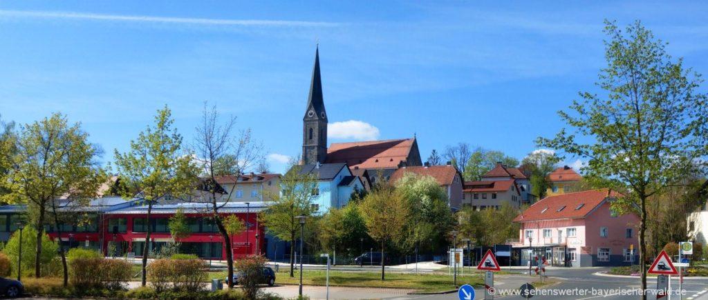 Sehenswürdigkeiten in Teisnach Ausflugsziele & Freizeit Aktivitäten