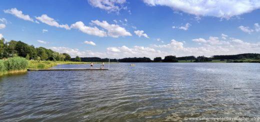 treffelstein-silbersee-badestrand-waldmünchen-baden-oberpfalz