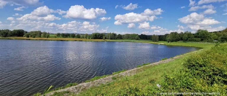 treffelstein-silbersee-waldmünchen-badesee-oberpfalz