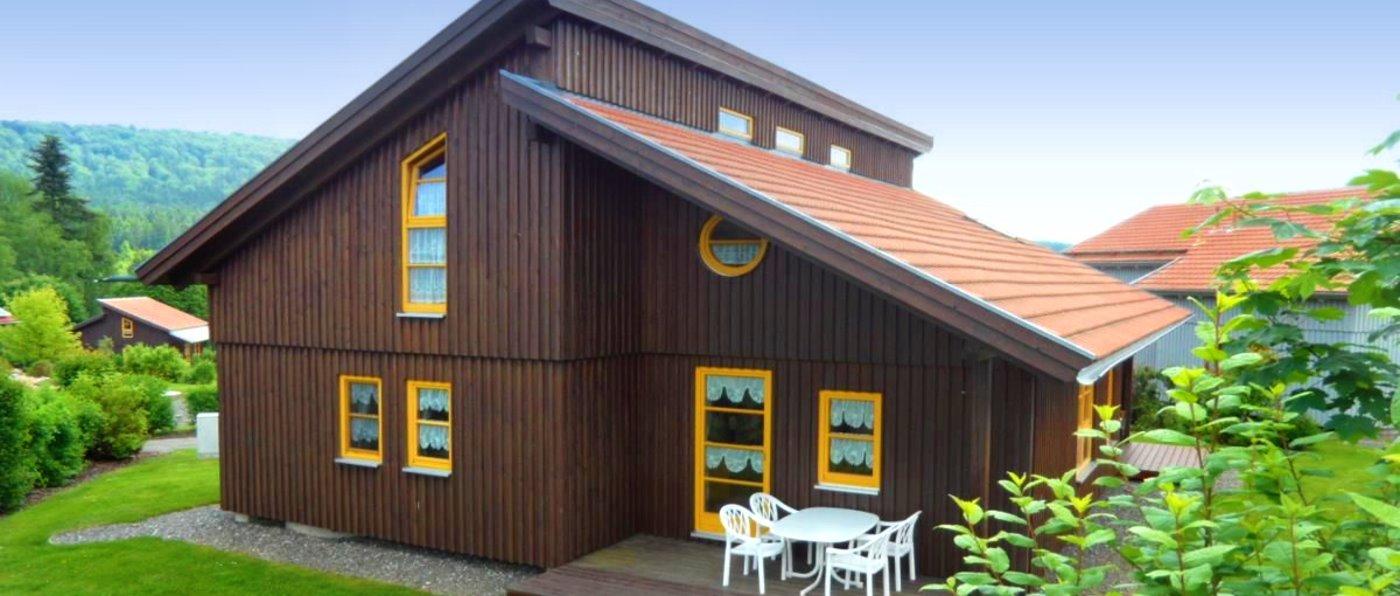 Ferienpark Hagbügerl in Waldmünchen Ferienanlage in der Oberpfalz