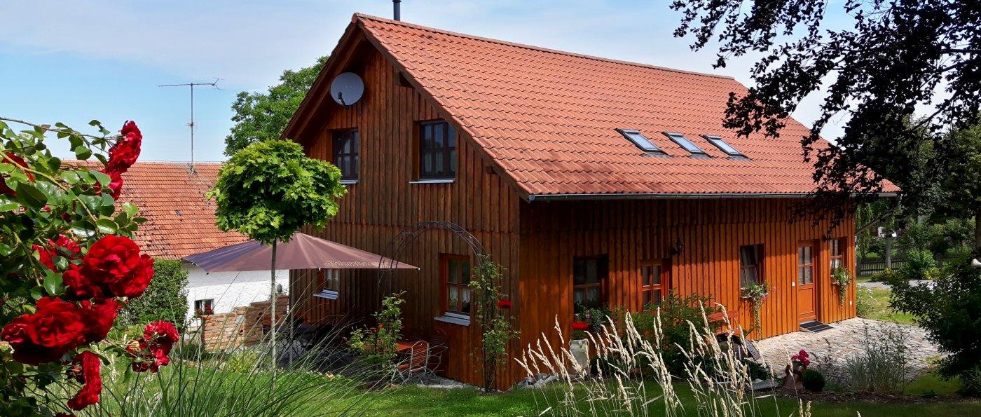 Bayerischer Wald Gruppenhaus für 8 bis 10 Personen in Bayern