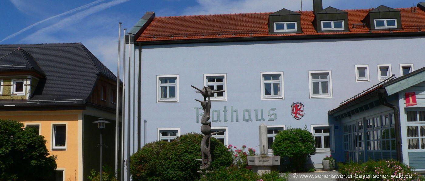Tipps zu Freizeit Aktivitäten in Untergriesbach Niederbayern