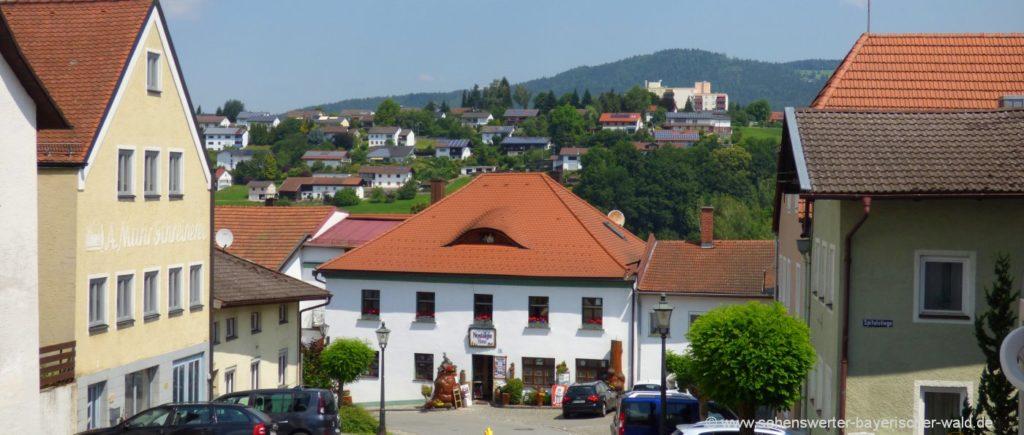 Ausflugsziele in Viechtach - das Nostalgie Haus mit Rarietätensammlung und Verkauf