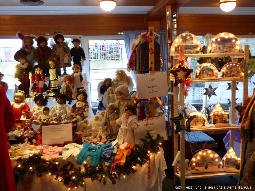 Schwimmender Weihnachtsmarkt.Schwimmender Christkindlmarkt Vilshofen An Der Donau