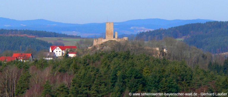 vohenstrauss-sehenswuerdigkeiten-burgruine-naturpark-oberpfalz-burgansicht-panorama-1400