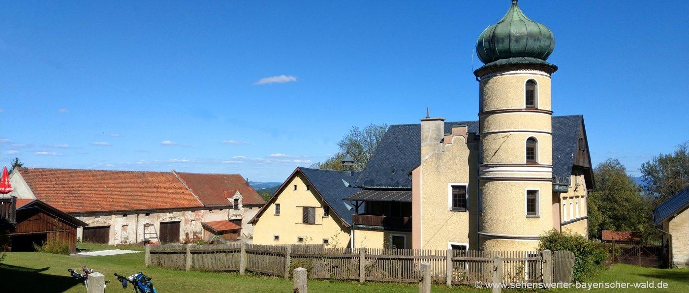 voithenberg-einkehr-biergarten-golfplatz-schloss-furth-im-wald