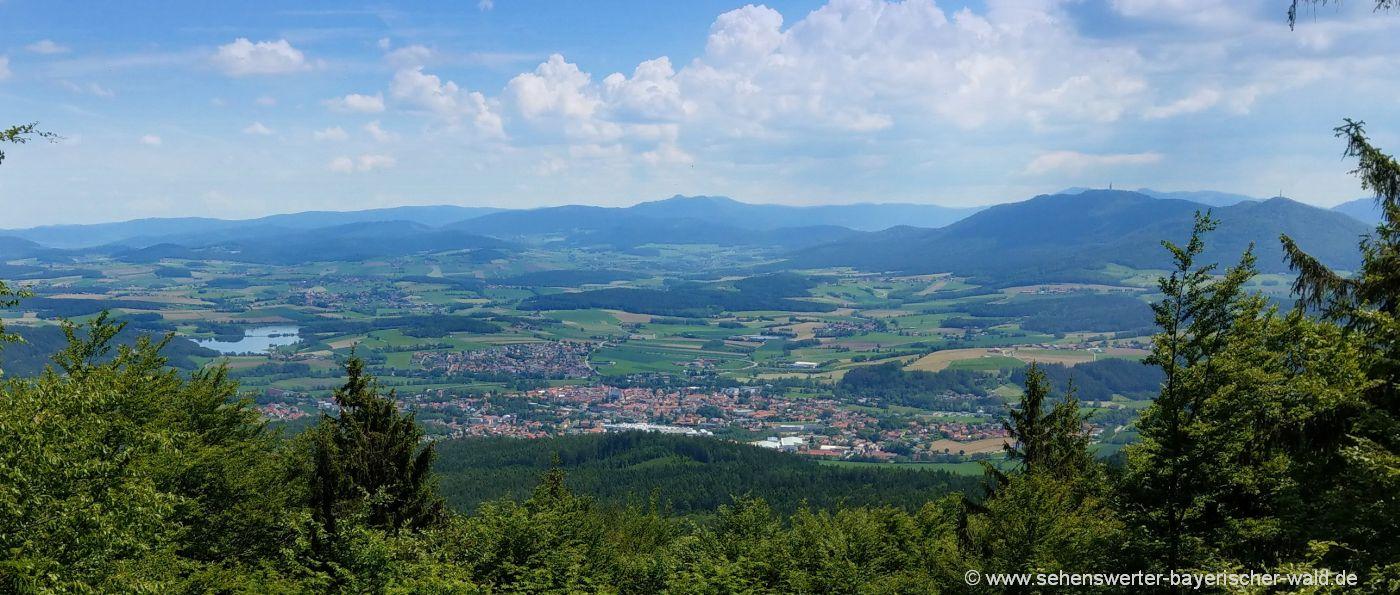 voithenberg-furth-im-wald-aussichtspunkt-reiseck-drachensee-hohen-bogen-berg