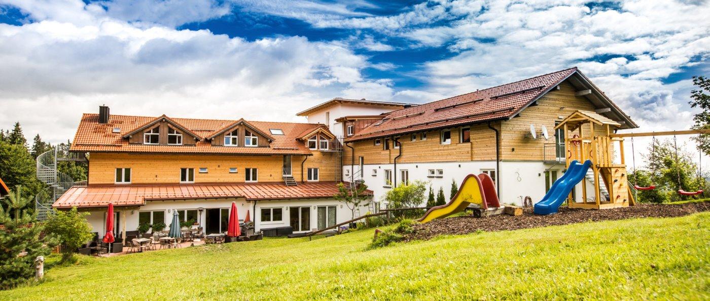 Bayerischer Wald Wellness mit Hund erlaubt Wellnesshotel in Niederbayern
