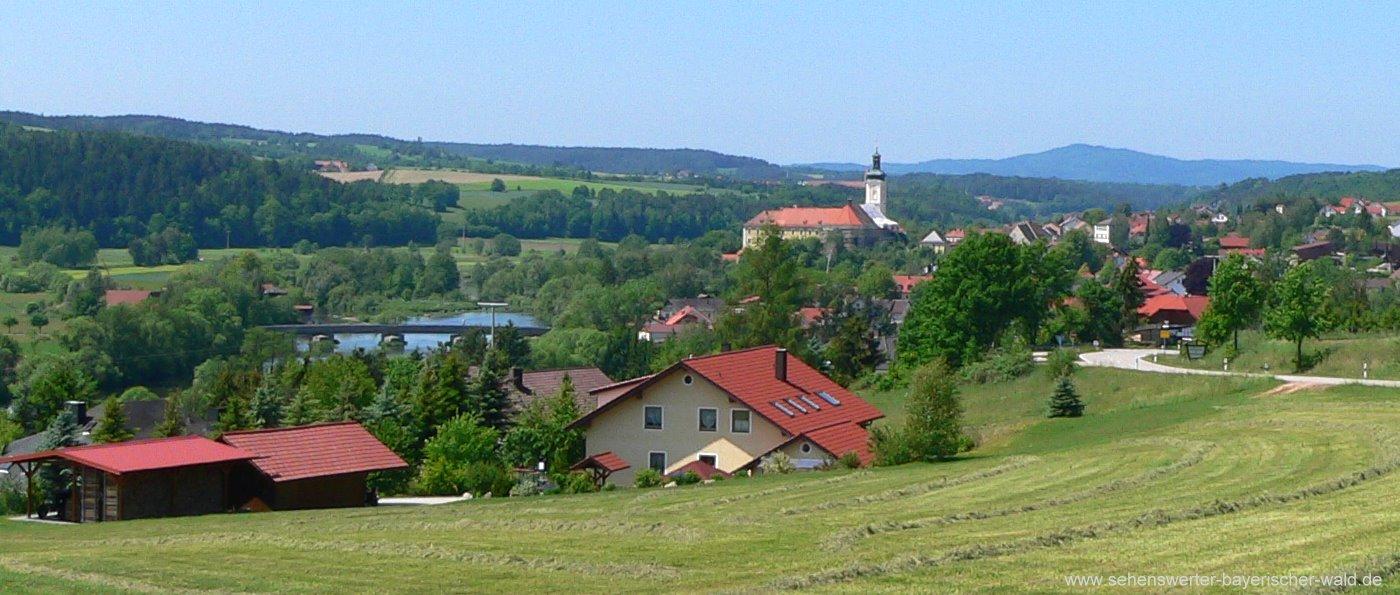 Bayern Angelurlaub am Bauernhof mit Angelmöglichkeit in Deutschland