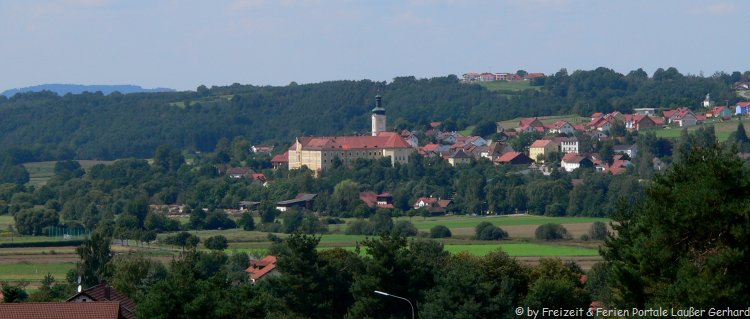 Bauernhofurlaub in Walderbach Ortsansicht
