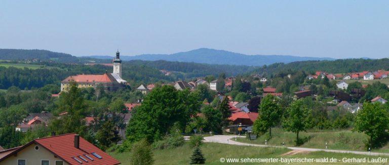 walderbach-ortschaft-sehenswürdigkeiten-kloster-kirche-panorama-1400