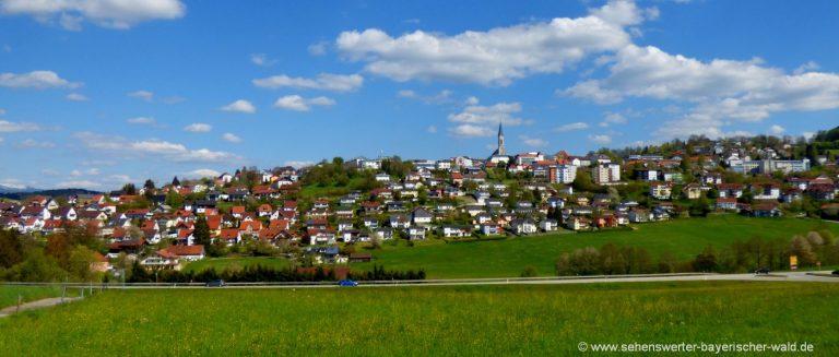 waldkirchen-ausflugsziele-bayerischer-wald-sehenswürdigkeiten