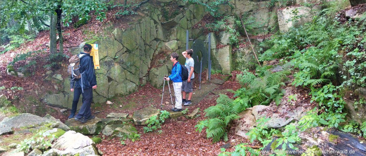 Abenteuerspielplatz in Waldkirchen im Zauberwald