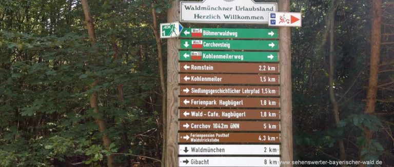 waldmünchen-wanderparkplatz-keilbügerl-wanderwege-oberpfalz