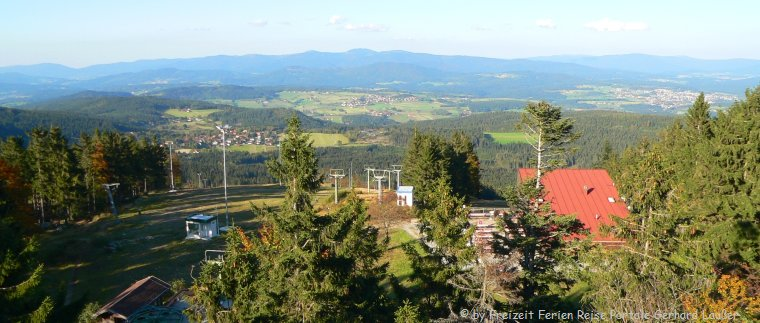 Wanderung Geisskopf Bergstation