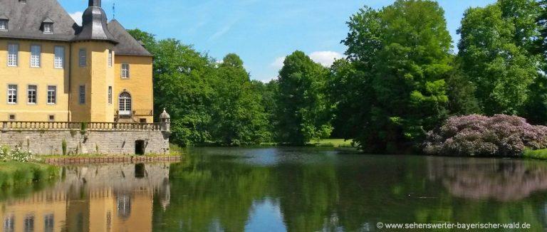 wasserschloss-niederbayern-sehenswürdigkeiten-ausflugsziele